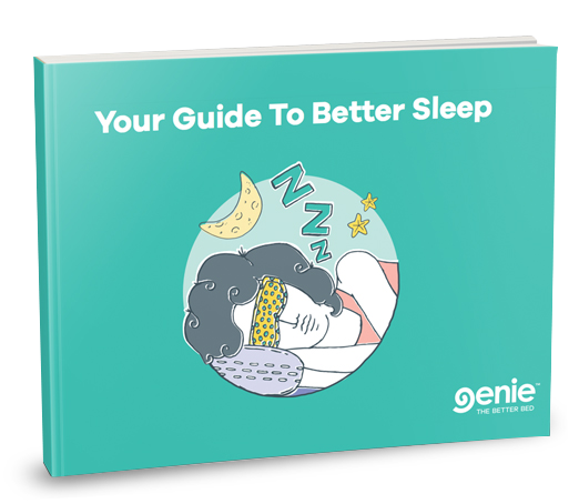 Guide to better sleep ebook
